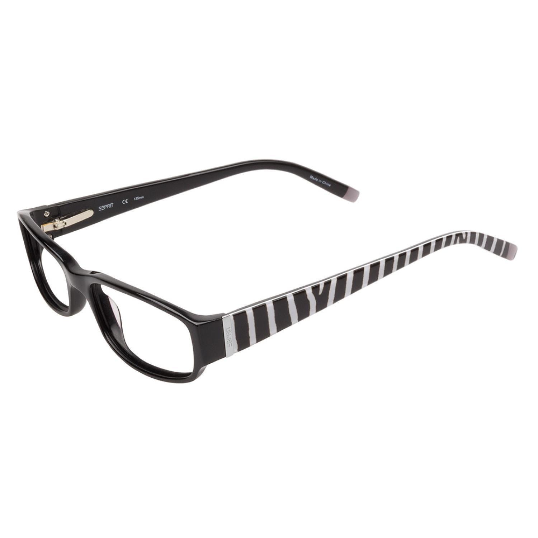 257a7921568 Shop Esprit ET17344 538 Black Prescription Eyeglasses - Free Shipping Today  - Overstock.com - 11968953