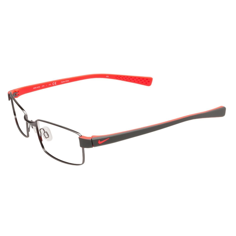 89695bcb7d0 Shop Nike 8162 078 Gunmetal Prescription Eyeglasses - Free Shipping Today -  Overstock - 11968948