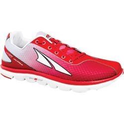 Men's Altra Footwear One 2.5 Red/Silver