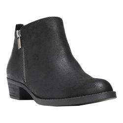 Women's Carlos by Carlos Santana Brianne Ankle Boot Black Synthetic