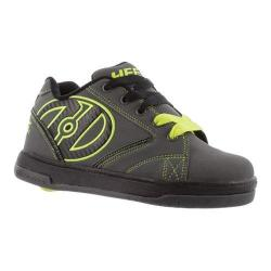 Children's Heelys Propel 2.0 Grey/Black/Bright Yellow