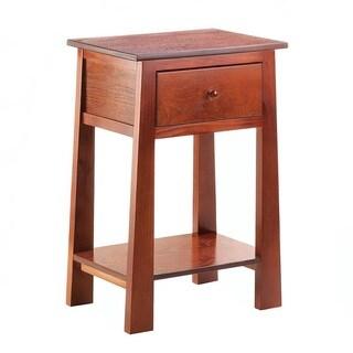 Savannah Brown Side Table