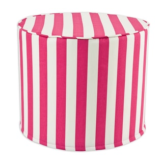 Canopy Candy 20-inch Round Corded Ottoman