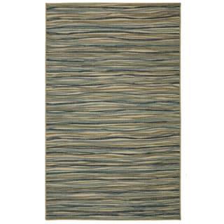 Mohawk Soho Melody Modern Stripe Rug (7'6 x 10')