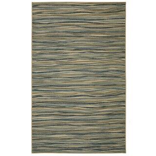 "Mohawk Home Soho Melody Modern Stripe Rug (7'6 x 10') - 7'6"" x 10'"