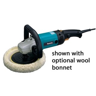 Makita 7-inch Variable-speed 120-volt Electric Polisher