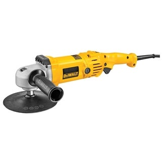 DeWalt Tools 7-inch - 9-inch Right Angle Polisher