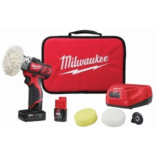 M12 Variable Speed Polisher Sander Kit
