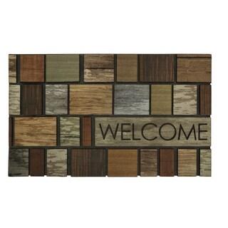 "Mohawk Home Doorscapes Bo x ed Drift Wood (1'6"" x 2'6"")"