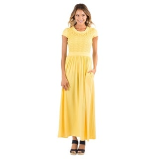 DownEast Basics Women's Spring Dream Dress