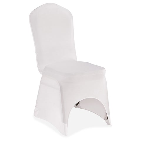 Iceberg Banquet Chair Cover - White