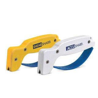 Accusharp Tool and Shear Sharpener Combo pack
