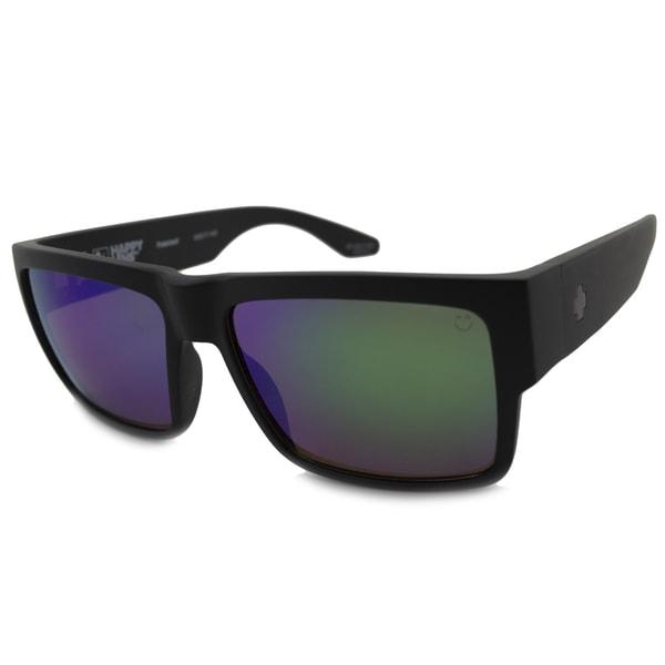 7c453931eb Shop Spy Optic Men s Cyrus Polarized  Rectangular Sunglasses - Free ...