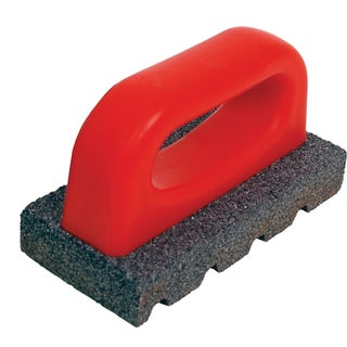 "Marshalltown RB192 6"" L X 3"" W 20 Grit Rub Brick"
