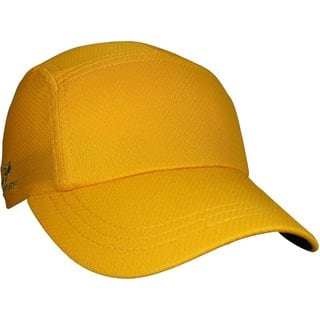 Yellow Performance Outdoor Sports Hat