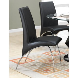 Coaster Company Modern Black Dining Chair