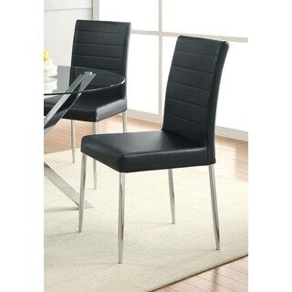 Coaster Company Black Dining Chair (Set of 4)