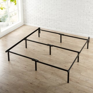 priage 12 inch compact california king bed frame