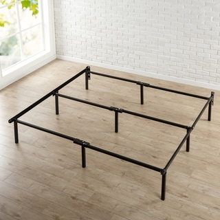 Priage 12-inch Compact King Bed Frame