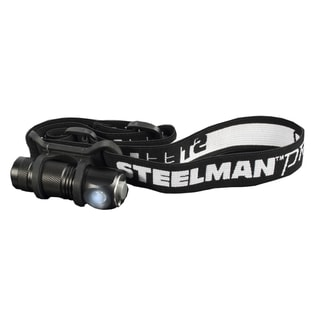 High Power Plastic/Elastic LED Headlamp