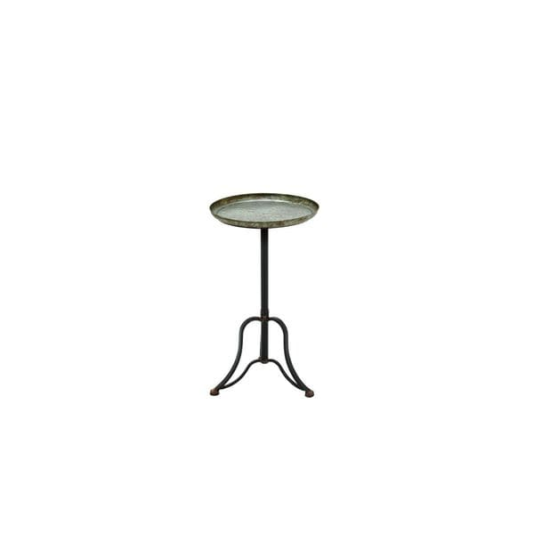 Shop Metal Tray Table 15 Inches Wide X 27 Inches High