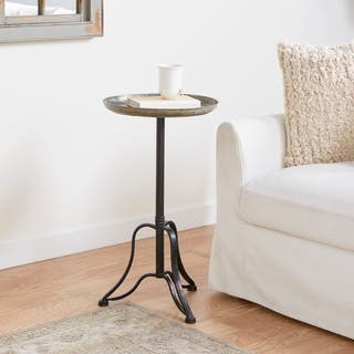 Metal Tray Table 15 Inches Wide X 27 High