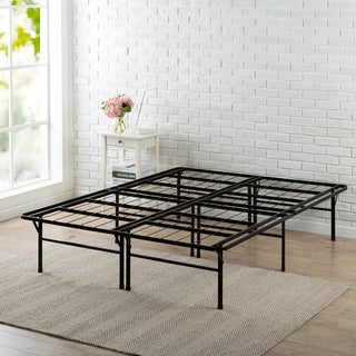 Priage 16-inch SmartBase Deluxe Queen Mattress Foundation
