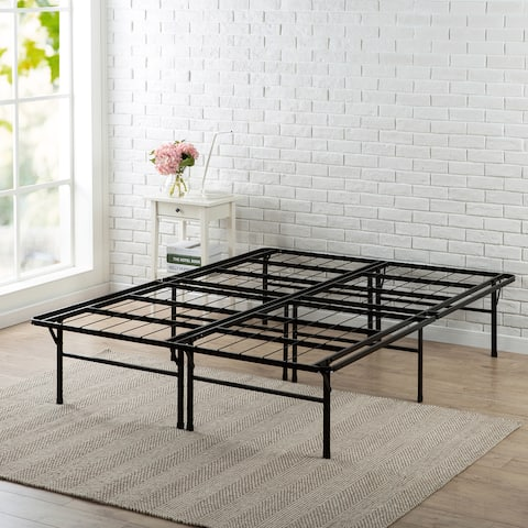 Priage by Zinus 16 inch SmartBase Deluxe Queen Mattress Foundation