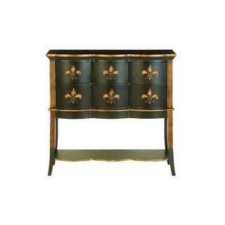 Wood Chest Console (36 inches high x 36 inches wide)