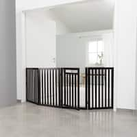 Trixie Convertible Wooden Dog Gate & Play Pen