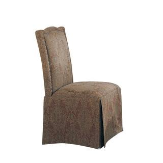 Brown Parson Chair