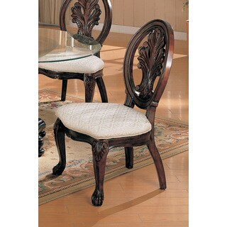 Coaster Company Brown Cherry Dining Chair