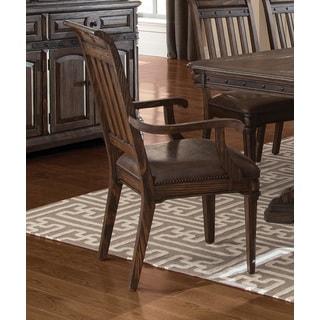 Coaster Company Brown Arm Chair