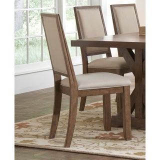Coaster Company Tan Dining Chair (Set of 2)