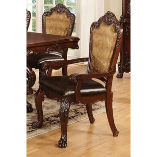 Benrook Collection Cherry Arm Chair