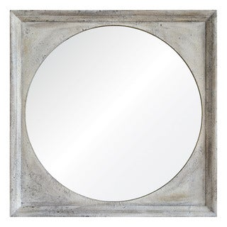 Rodanthe Framed Square Wall Mirror