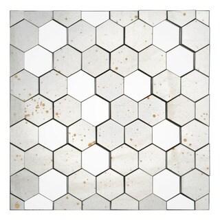 Carlota Unframed Square Wall Mirror