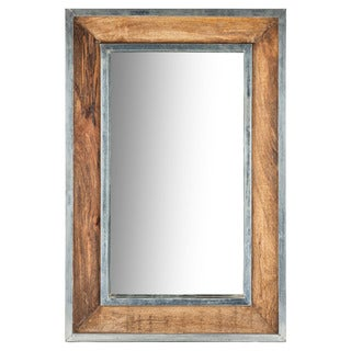 Benecia Framed Rectangular Wall Mirror