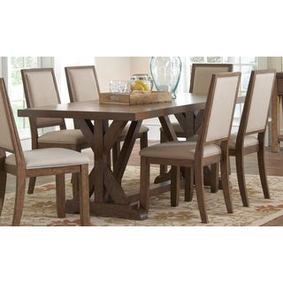 Coaster Company Brushed Wood Dining Table