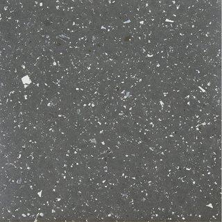 Achim Sterling Black Speckled Granite 12-inch x 12-inch Self-adhesive Vinyl Floor Tile (Case of 20 Tiles/2