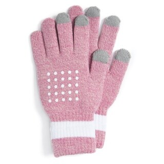 Muk Luks Women's Acrylic Touchscreen Gloves