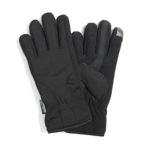 Muk Luks Women's Polyester/ Spandex Stretch Gloves