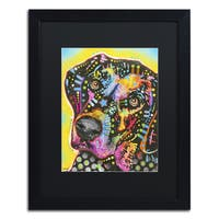 Dean Russo '05' Matted Framed Art