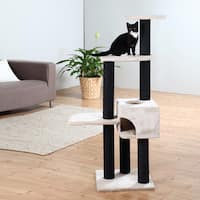 Trixie Alicante Grey Cat Tree and Scratching Post