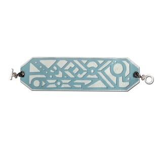 SizzixMovers & Shapers Geo Bracelet Cuff by Katelyn Lizardi Magnetic Die w/Thinlits