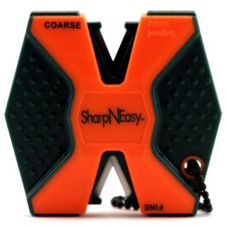 Accusharp 2-Step Knife Sharpener in Orange