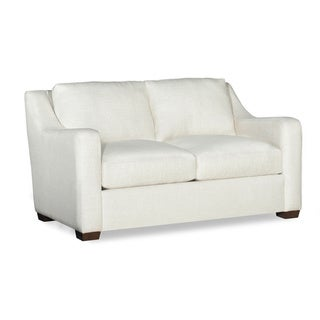 Carter Cream Loveseat