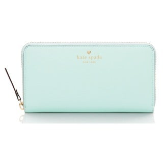 Kate Spade Cobble Hill Lacey Wallet - Grace Blue
