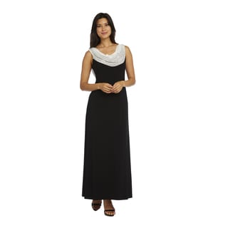 R&M Richards Two-tone Dress