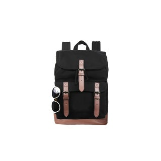 Bellino Cambridge Canvas 15-inch Laptop Backpack